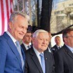 В Вильнюсе отметили 80-летие декларации США, осудившей советскую оккупацию
