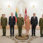 Пополнение в генеральском корпусе Литвы