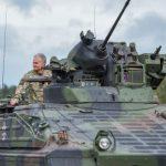 Президент Литвы посетит авиабазу ВВС Литвы, встретится с военными НАТО