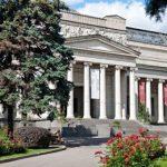Для посетителей открывается Пушкинский музей в Москве