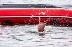 Береговая охрана на реке Эмайыги спасла жизнь мужчине