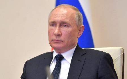 Президента РФ ждут в Сербии на открытие мемориала «Вечный огонь»
