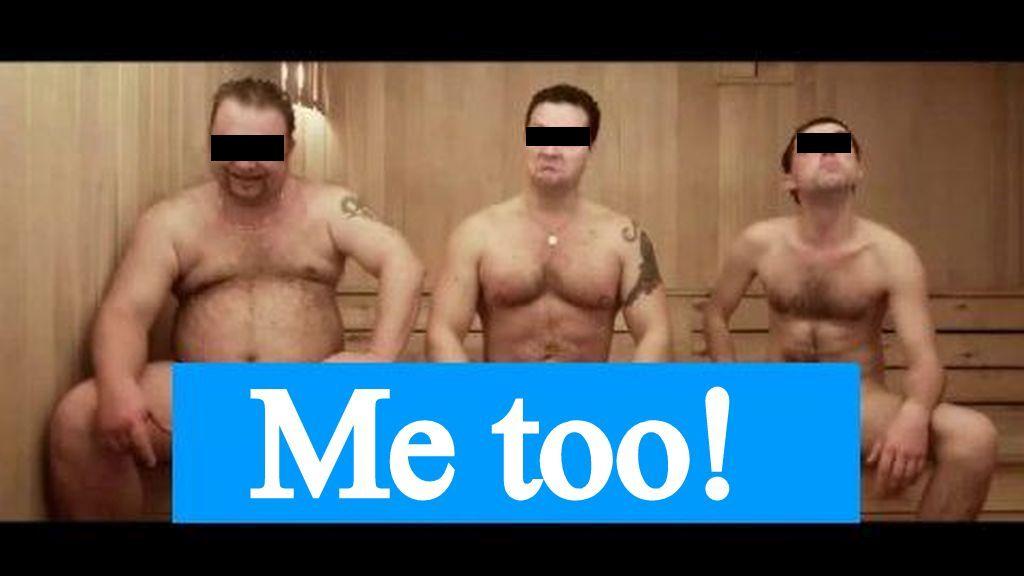 Евгений Капов: Пойдём в баню. Заодно и помоемся.
