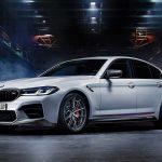 BMW 5-й серии получила пакет доработок M Performance