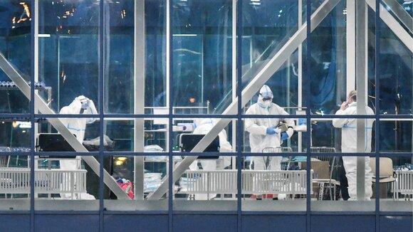 Более половины коечного фонда Москвы будут выведены из работы с коронавирусом