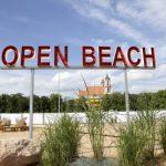 Инцидент на искусственном пляже в столице Литвы: вылили фекалии, стоит невыносимый смрад