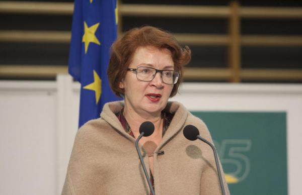 Яна Тоом: радует, что Март Хельме больше не председатель EKRE