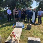 Реставрационные работы на захоронениях советских солдат в Латвии окончены