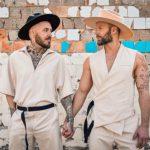 Пускай все видят! Кашерс показал гей-видео на фоне природы Латвии (ВИДЕО)