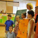 Юные киевляне подтянули русский язык в школе «Грамотеи»