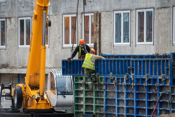 Дом по программе реновации введут в районе Ивановское