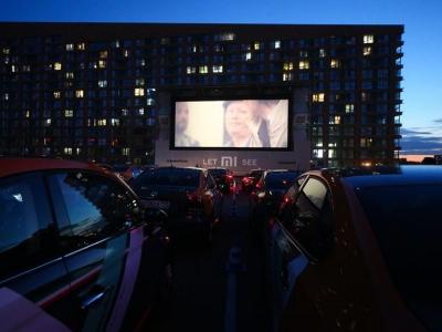 Драйв-ин по-русски: где в Москве можно посмотреть хорошее кино, не выходя из машины