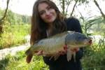 Здесь рыба есть: ловля на маховое удилище