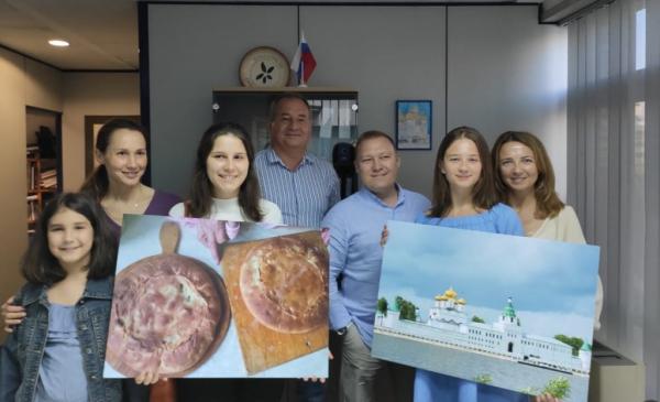В Лиссабоне наградили победителей конкурса «Моя Россия — взгляд из Португалии»