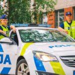 Внимание: латвийские полицейские меняют форму