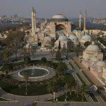 Тайип Эрдоган подписал указ о создании мечети в соборе Святой Софии