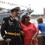 День ВМФ готовятся отмечать российские военные моряки