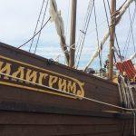 Поморская ладья «Пилигрим» прибыла в штат Нью-Йорк