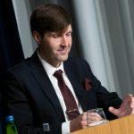 Новым председателем партии EKRE стал Мартин Хельме
