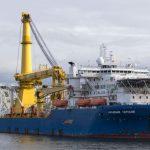 «Газпром» перестал владеть трубоукладчиком для Nord Stream 2