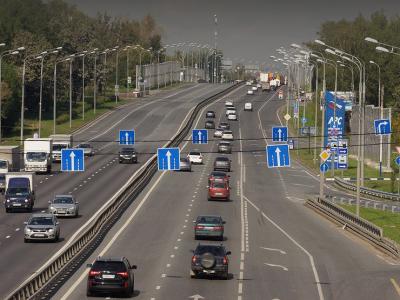На Варшавском шоссе разрешенную скорость увеличат до 80 км/ч