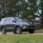 Обновленные Toyota Hilux и Fortuner сертифицированы для России