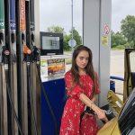 Сколько лишних литров бензина можно получить на АЗС, заправляясь через смартфон
