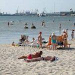Результаты проб: вода на таллинском пляже Штромка отвечает всем требованиям