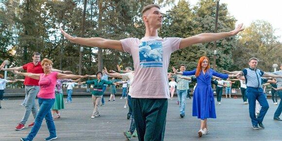 Танцевальный сезон откроют на ВДНХ 4 июля