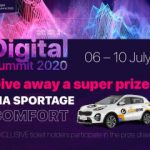 В июле пройдет крупнейшая 5-дневная конференция в сфере блокчейн технологий и бизнеса Digital Summit 2020