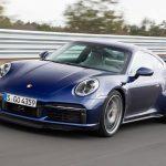 В России сертифицировали еще не представленный Porsche 911 Turbo