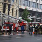 Восстановлено движение по Тверской улице в сторону центра