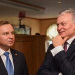 Г.Науседа и А.Дуда призвали власти Беларуси не применять силу