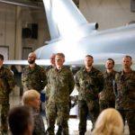 Немцы приступили к охране воздушного пространства стран Балтии