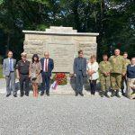 При поддержке Посольства РФ в Эстонии отреставрировано воинское захоронение на тартуском кладбище Паулусе