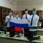 Российские школьники завоевали четыре медали на IBO Challenge