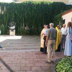 В Вильнюсе - молебен о мире на земле Беларуси