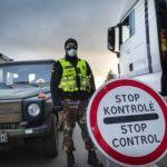 На границе в Польшей могло бы дежурить больше полицейских и специалистов из НЦОЗ – МВД Литвы
