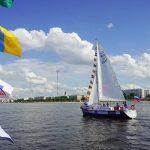 Экспедицию в Арктику на парусных яхтах посвятили 75-летию Победы