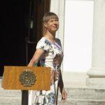 Кальюлайд призвала выпускников школ смелее воплощать мечты
