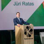 Юри Ратас: для Центристской партии все люди являются своими