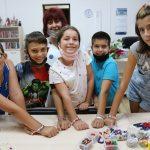 В Стара-Загоре осваивали популярную в России технику плетения макраме