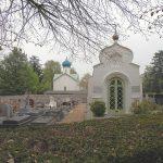 Русский некрополь под Парижем нуждается в восстановлении