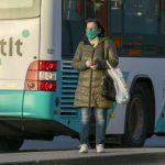 За сутки в Эстонии зафиксировано восемь новых случаев коронавируса