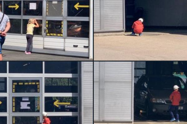Смерть ребенка у здания CSDD в Риге: урок явно не усвоен!