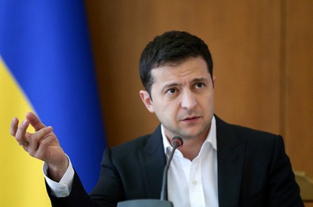 По словам Зеленского, не все страны ЕС готовы принять Украину