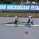 Гребцы из четырёх стран сразятся за победу в Большой московской регате