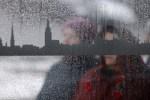 В субботу в Латвии пройдут дожди