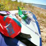 В годовщину Балтийского пути в Латвии пройдёт забег со сбором мусора