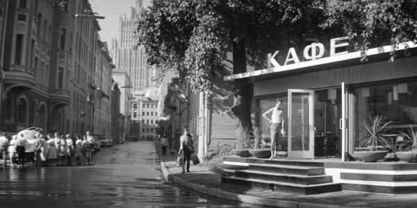 Шагаем по Москве: столица в фильмах Георгия Данелии